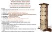 Pozvánka na II. ročník mezinárodní včelařské konference Josef Antonín Janiš 2018